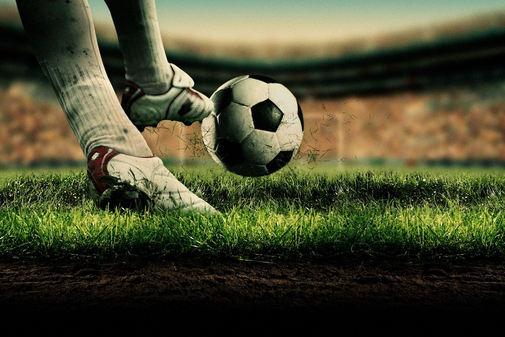 Playing online football betting games